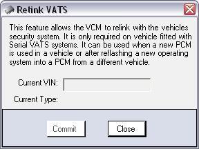 Relink VATS