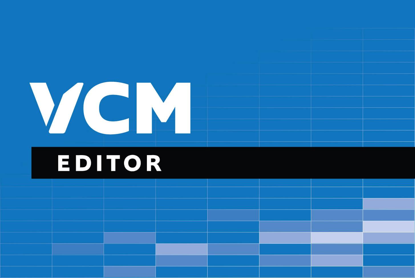 VCM-Editor