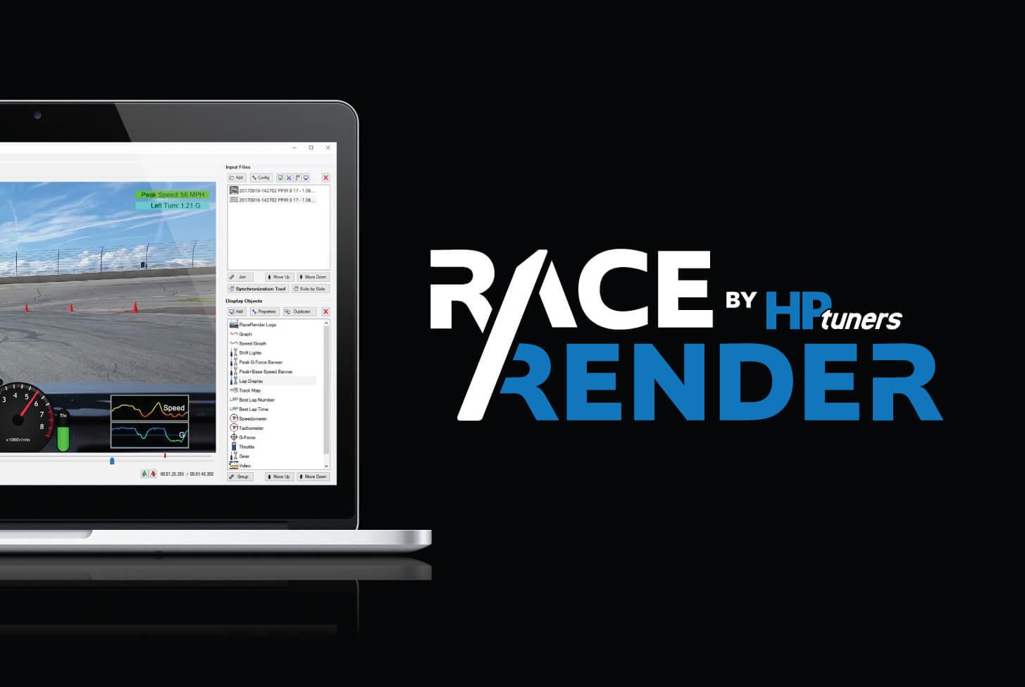 RaceRender