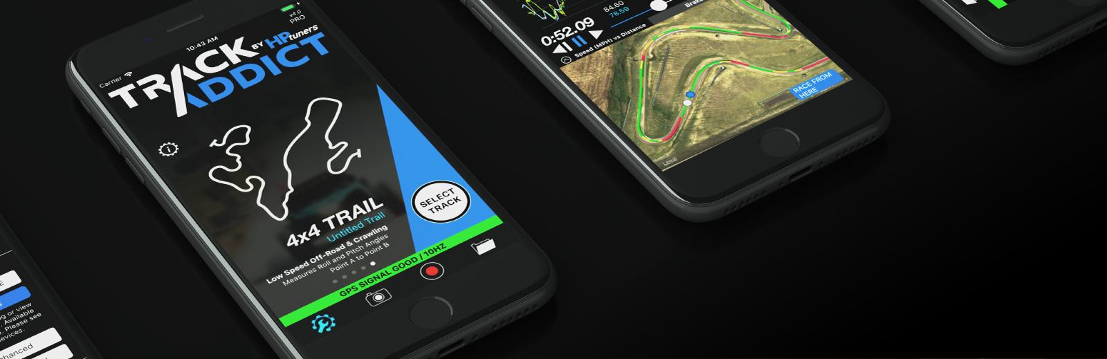 TrackAddict App – HPTuners