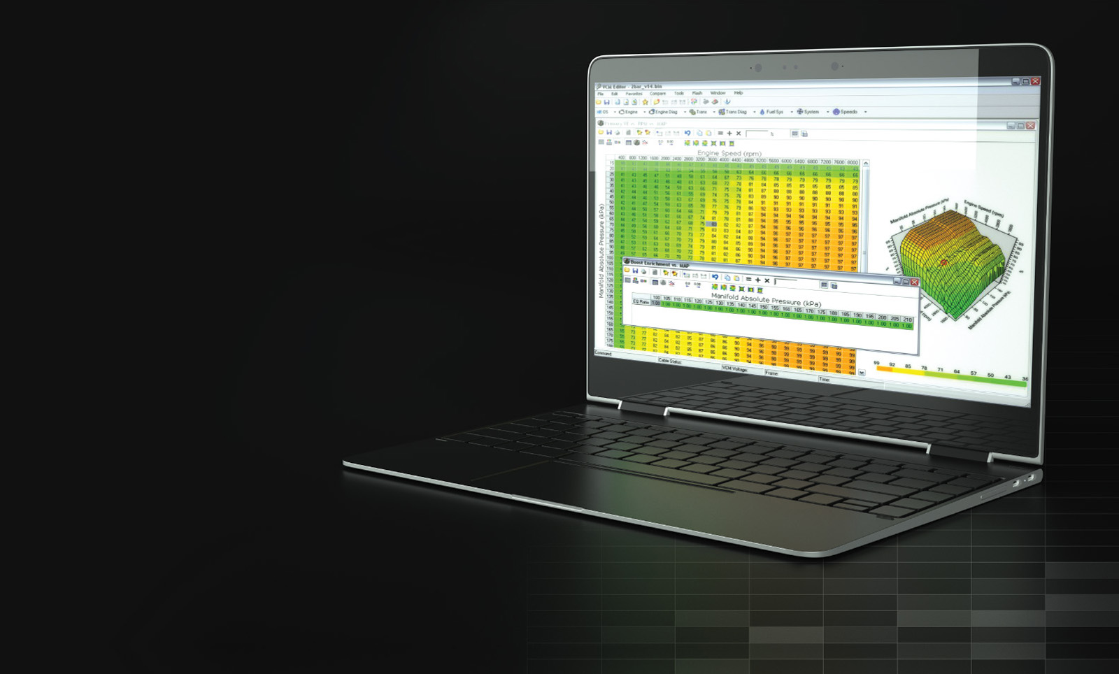 VCM Editor – HPTuners