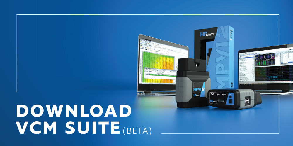 VCM Suite Latest BETA Download