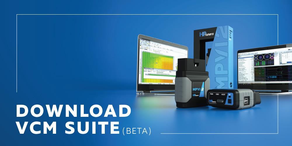 VCM Suite Latest BETA Download