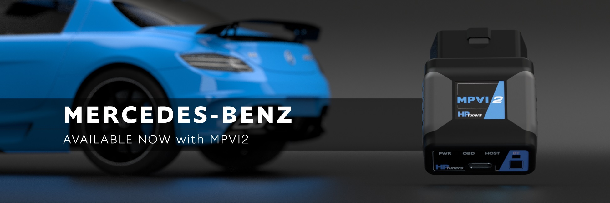 Mercedes-Benz Supported on MPVI2