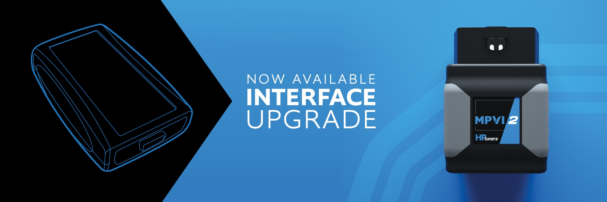 Interface Upgrade Now Available