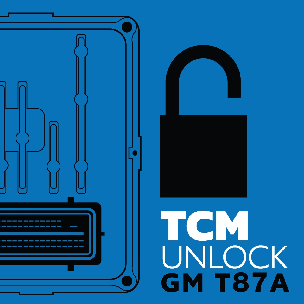 TCM Unlock Services - GM T87A