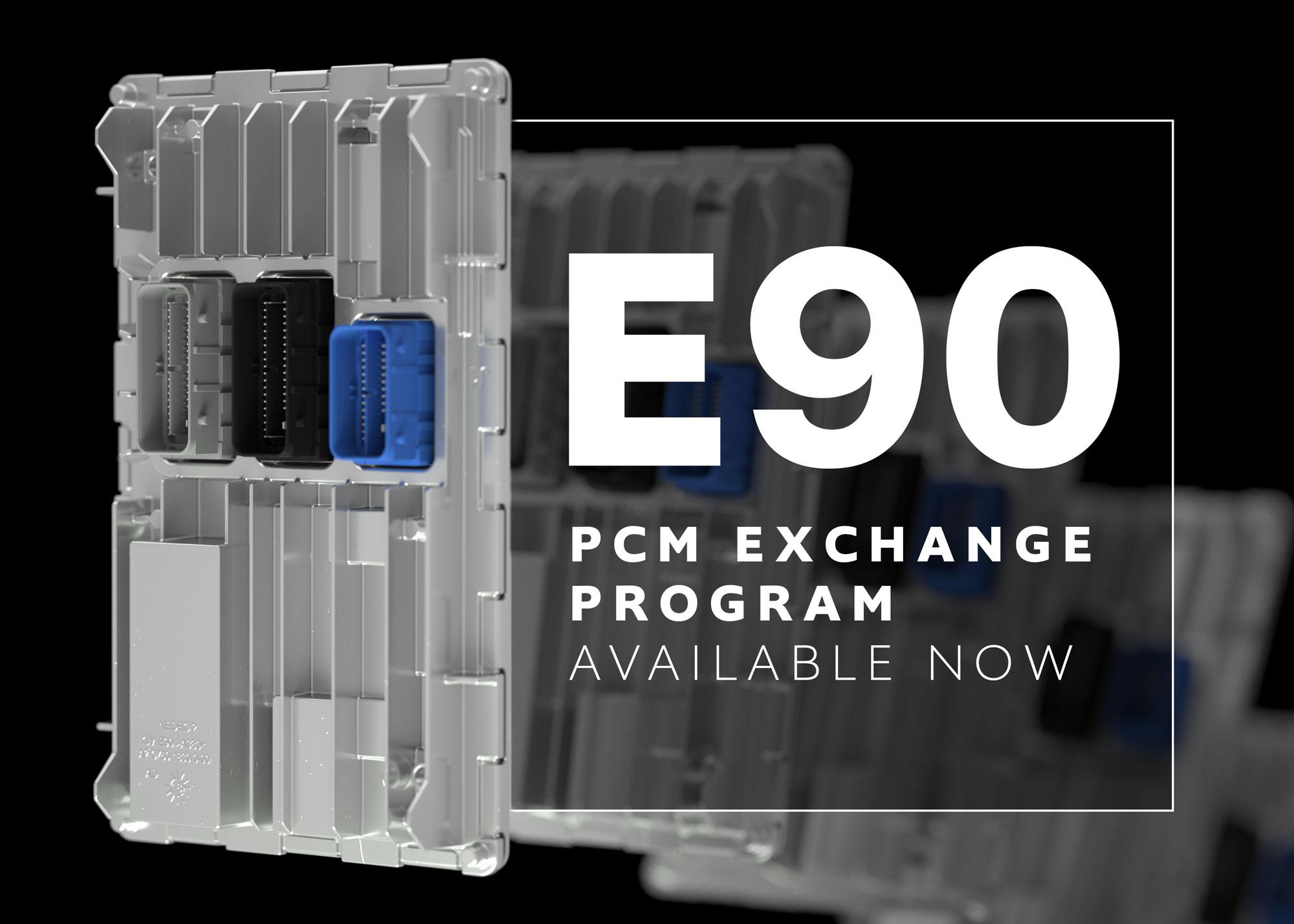 E90 ECM