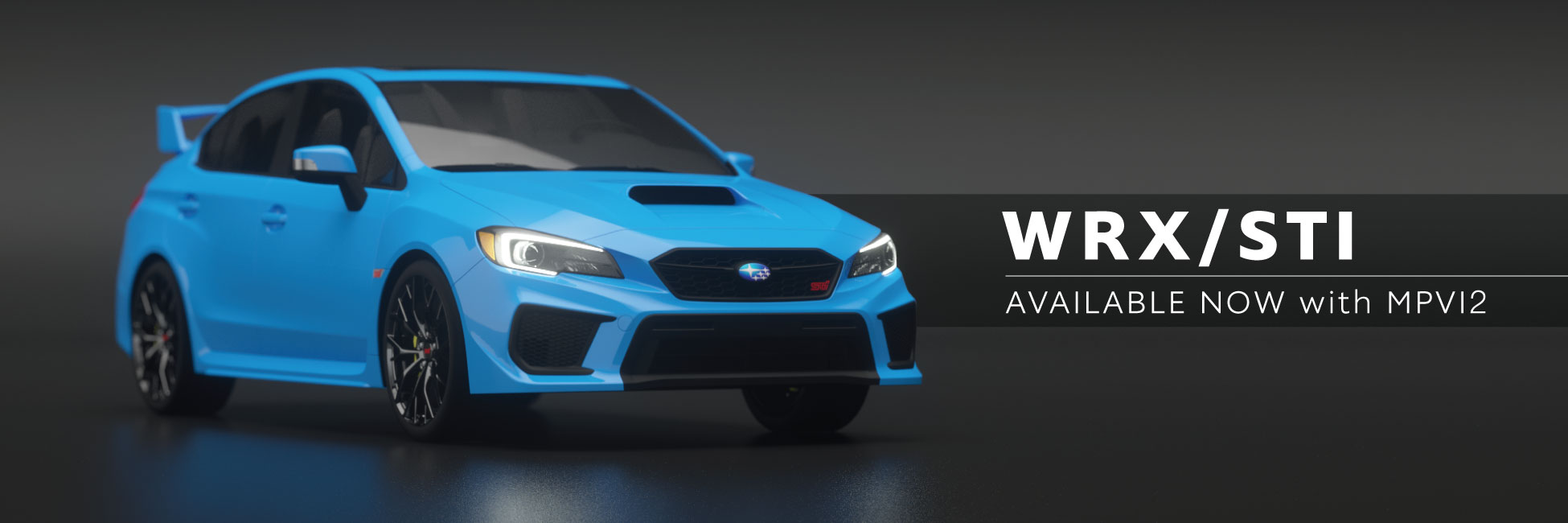 WRX/STI Tuning Now Available with MPVI2