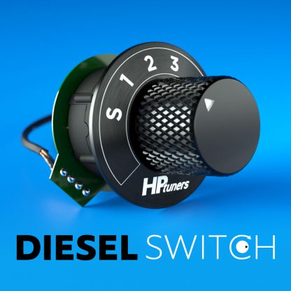 Diesel Switch by HP Tuners