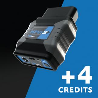 MPVI2+ w/ 4 Universal Credits