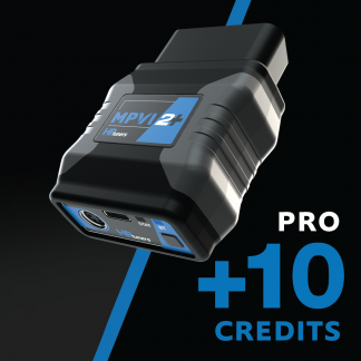 MPVI2+ w/Pro Features and 10 Universal Credits