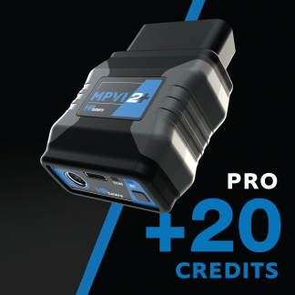 MPVI2+ w/Pro Features and 20 Universal Credits