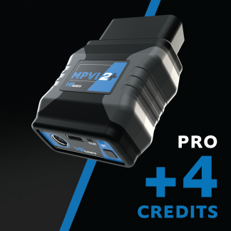 MPVI2+ w/Pro Features and 4 Universal Credits