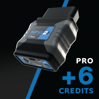 MPVI2+ w/Pro Features and 6 Universal Credits